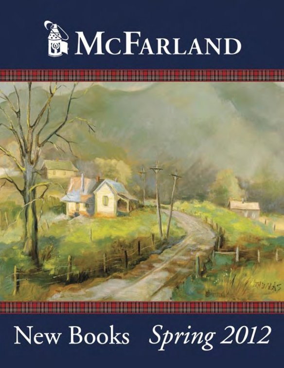 McFarland's spring catalogue includes GRS biography