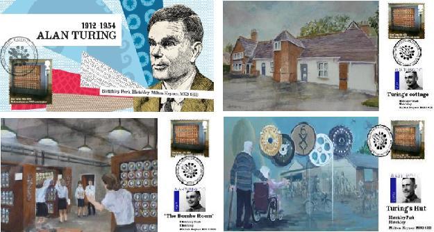 Steve Williams:  Stewart Scholar, Artist, and creator of Stamps