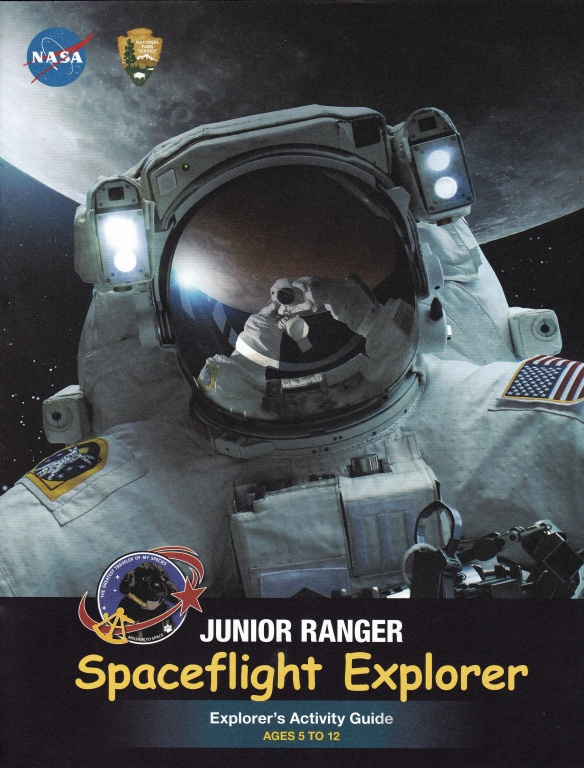 NASA-NPS Junior Ranger IMG_20190726_0002